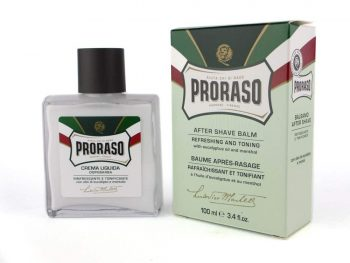 Proraso After Shave Balm groen 100ml