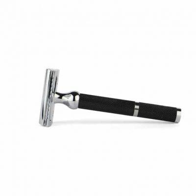 Parker 71R safety razor krabbertje drie delig three piece