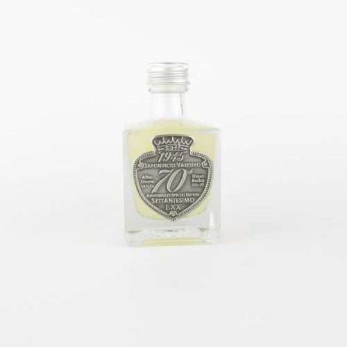 Saponificio Verasino 70th Anniversary aftershave balsem