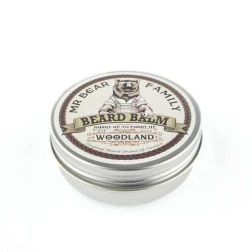 Mr Bear Family Baard Balm Woodland