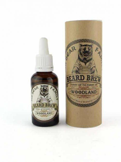 Mr Bear Family Baard Olie Woodland