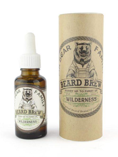 Mr Bear Family Baard Olie Wilderness