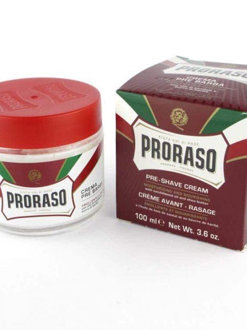 Proraso rood Pre-shave