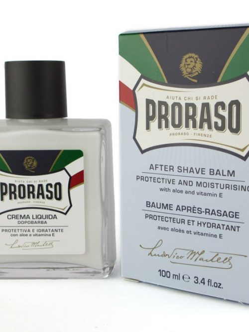 Proraso After Shave Balm Blauw 100ml