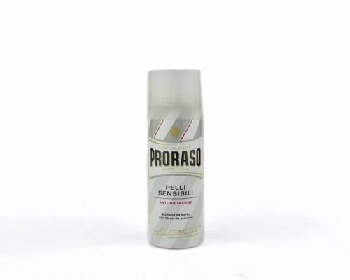 Proraso Wit Scheerschuim mini 50ml