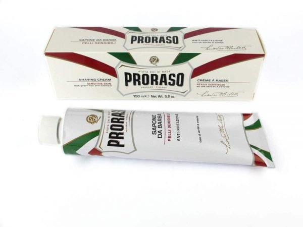 Proraso scheercreme wit in tube
