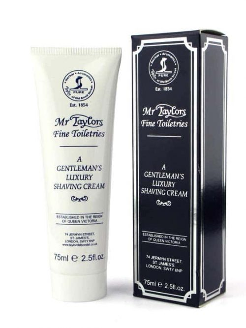Taylor of Old Bond Street Mr Taylors scheercrème tube