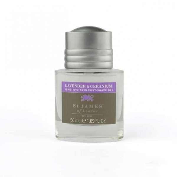 Lavender Geranium