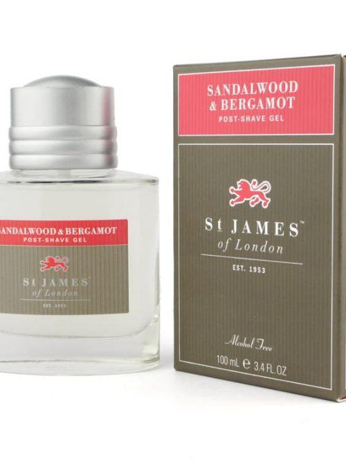 Sandalwood and Bergamot Post Shave