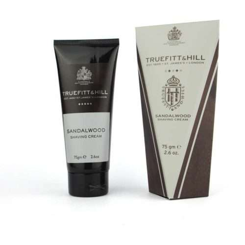 Truefitt & Hill scheercrème sandalwood