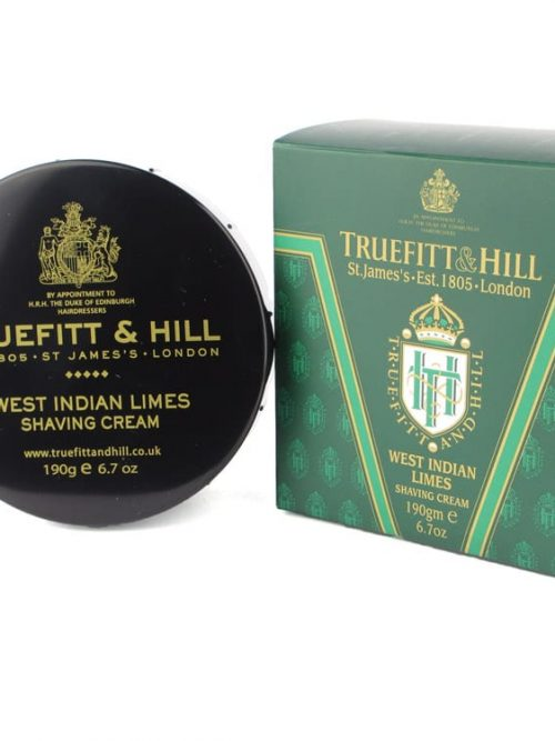 TrueFitt & Hill West Indian Lime Scheercrème