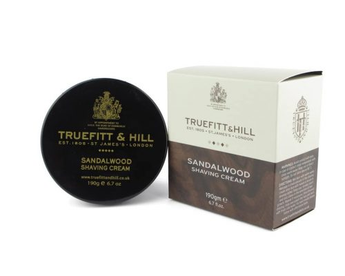 TrueFitt & Hill Sandalwood Scheercrème