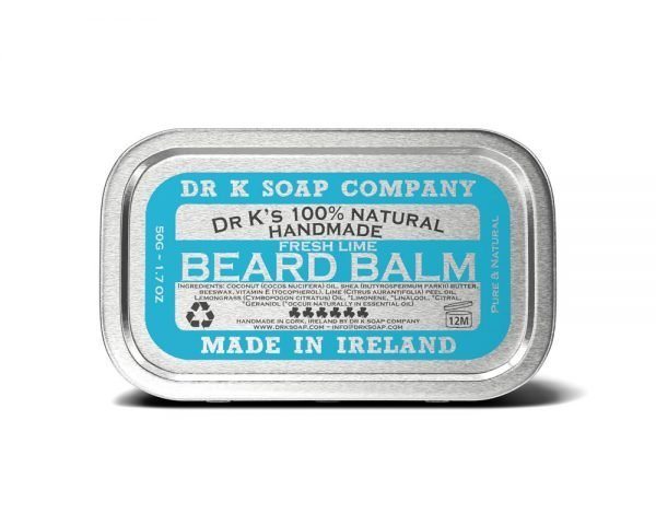 dr k beard-balm-fresh lime-
