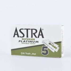 Astra double edge mesjes
