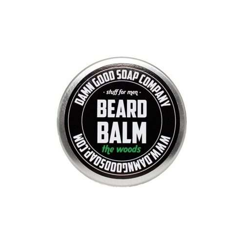 Damn Good Soap Beard Balm the Woods