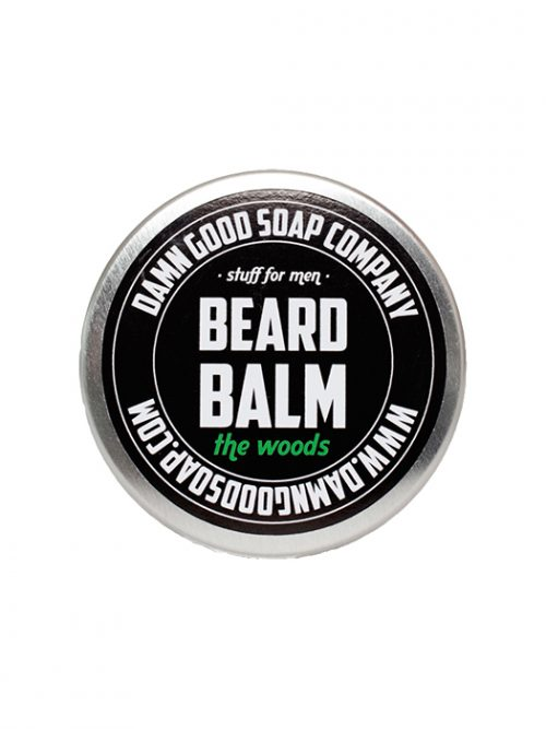 Damn Good Soap Beard Balm the Woods