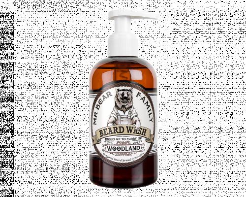 Mr Bear family shampoo woodland