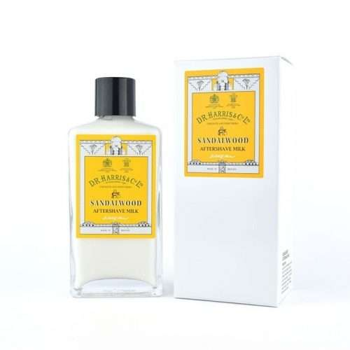 DR. Harris &CO Sandalwood aftershave milk