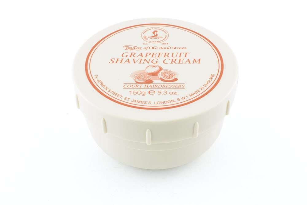 Taylor of old bondstreet grapefruit scheercrème