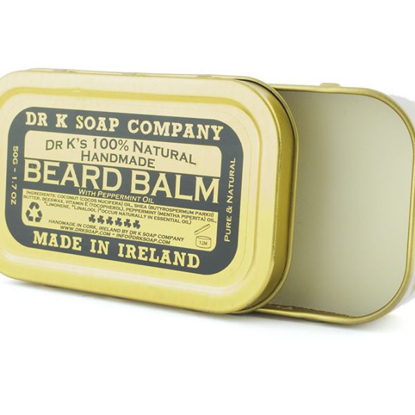 DR-K-Beard-balm-pepermint-open-box