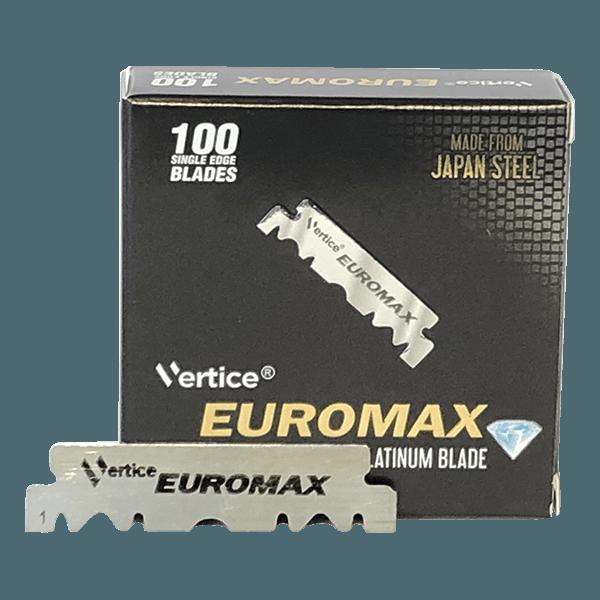 Euromax single edge mesjes